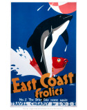 East Coast Frolics Prints