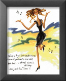 Wild Women: Dance Like Posters by Judy Kaufman