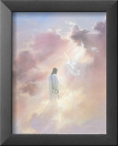 Christ in Clouds Posters by Danny Hahlbohm