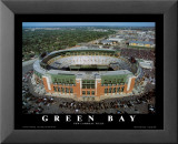 Green Bay Packers - New Lambeau Field Poster