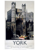 York Posters