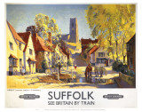 Suffolk Kersey Nr Lavenham Prints