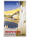 Dover Cliff Posters