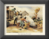 The Cotton Pickers Prints by Thomas Hart Benton