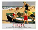 Redcar II Print