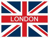 London Union Jack Kunst