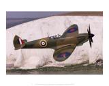 Spitfire Dover Pôsters
