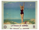 Lytham St. Annes Prints