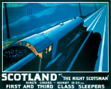 The Night Scotsman Prints