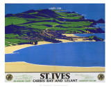 St. Ives Posters
