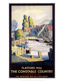 Flatford Mill Posters