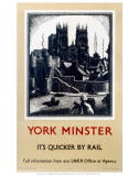 York Minster Prints