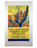 The Londoner's Garden Affiches