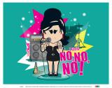 Weenicons: Rehab, No, No, No Posters