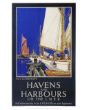 Havens and Harbours Poster