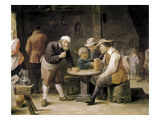 Beer Drinkers Posters by David Teniers the Younger