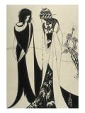 Salome Print by Aubrey Beardsley
