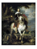 Palace of Versailles Prints by Sir Anthony Van Dyck