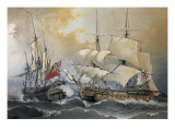 Spanish Sailor Print by Blas de Lezo