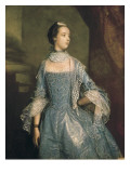 Susannah Beckfod Prints by Sir Joshua Reynolds