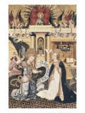 Altarpiece from Verd&#250; Giclee Print by Jaume Ferrer