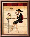 Femme Elegante IV Posters by Andrea Laliberte