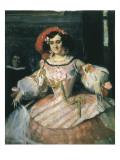 María Guerrero Prints by Joaquín Sorolla y Bastida