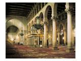Umayyad Great Mosque Art