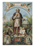 Allegory of the Discovery of America Prints