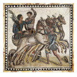 Quadriga Race Prints
