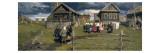 The Village of Andreikovo Prints by Vladimir Stozharov