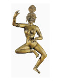 Dakini in Position of Dance Prints
