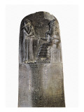 Code of Hammurabi Art