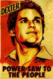 Dexter Poster von Shepard Fairey