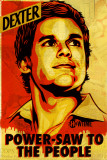 Dexter Poster by Shepard Fairey