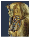 Tutankhamun's Second Sarcophagus Posters