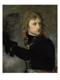 Napoleon Bonaparte on the Bridge at Arcole Giclee Print by Antoine-Jean Gros