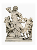 Laocoon with His Sons Giclee Print