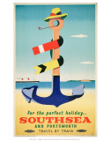 Southsea Holiday Posters