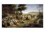 The Kermesse Prints by Peter Paul Rubens