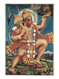 God Hanuman Prints