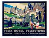 Felix Hotel, Felixstowe Posters