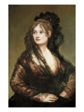 Doña Isabel De Porcel Poster by Francisco de Goya