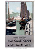 East Coast Craft Posters