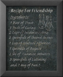Recipes for Life I Posters