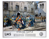 Stirling Castle LMS Prints