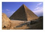 Khafre's Pyramid Giclee Print