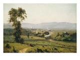 The Lackawanna Valley Giclee Print by George Inness