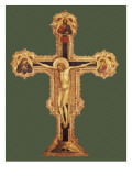 Crucifix Posters by  Giotto di Bondone