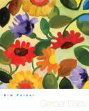 Gerber Daisy II Kunstdrucke von Kim Parker